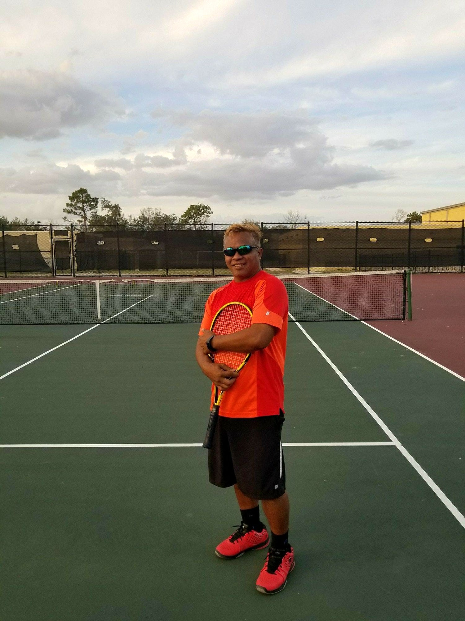 Ethan A. teaches tennis lessons in Casselberry, FL