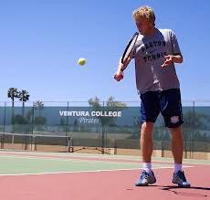 Chris P. teaches tennis lessons in Irvine, CA