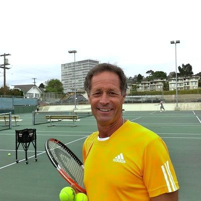 Marc A. teaches tennis lessons in San Diego, CA