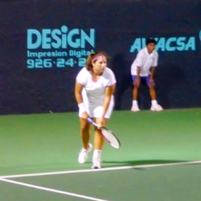 Julianna G. teaches tennis lessons in San Diego, CA