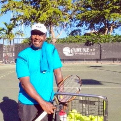 Gordon H. teaches tennis lessons in Grant Valkaria, FL