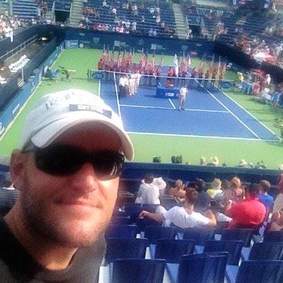 Jorge N. teaches tennis lessons in Atlanta, GA