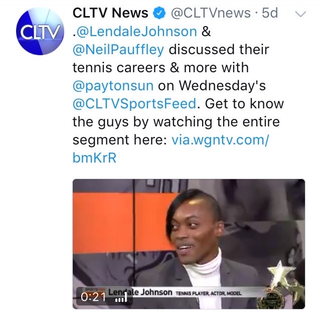 Lendale J. teaches tennis lessons in Portage, MI