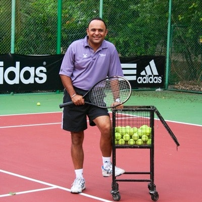 Mani S. teaches tennis lessons in Bethesda, MD
