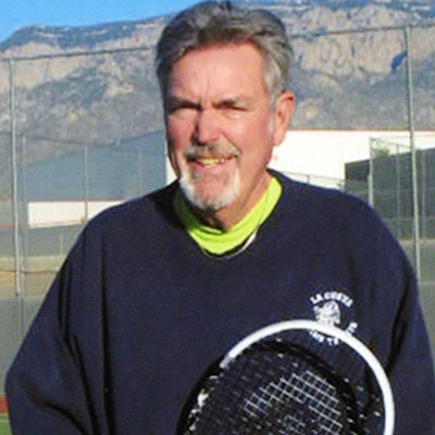 Richard J. teaches tennis lessons in Albuquerque, NM