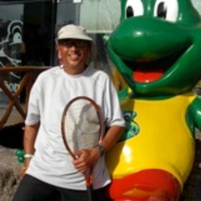 John C. teaches tennis lessons in San Francisco, CA