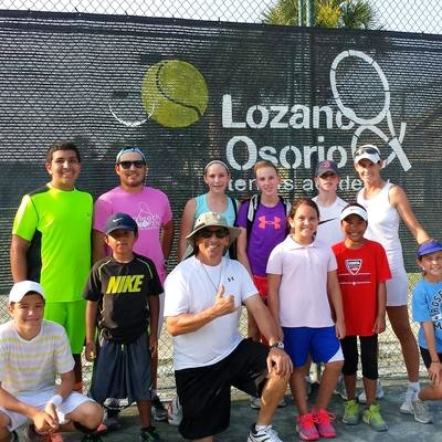 Phil K. teaches tennis lessons in Vero Beach, FL