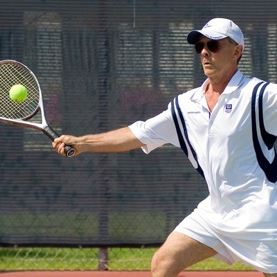 Thomas P. teaches tennis lessons in Encinitas, CA