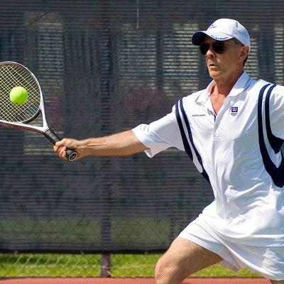 Thomas P. teaches tennis lessons in Encinitas, CA