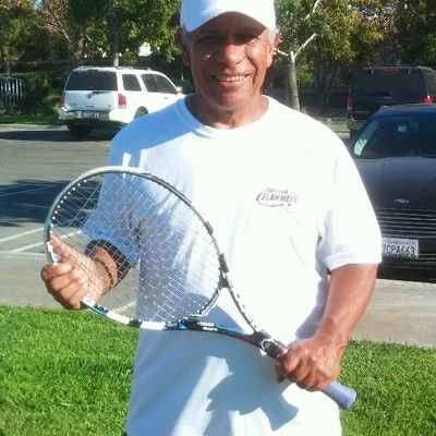 George A. teaches tennis lessons in San Bernardino, CA