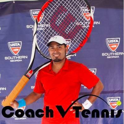 William V. teaches tennis lessons in Acworth, GA