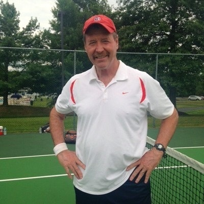 Patrick T. teaches tennis lessons in Newtown, PA