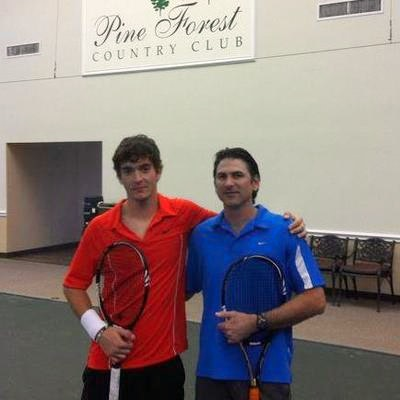 Pierre T. teaches tennis lessons in Katy, TX