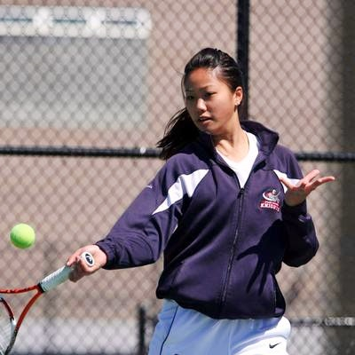 Kim X. teaches tennis lessons in Flushing, NY