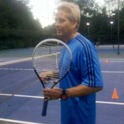 Matt Z. teaches tennis lessons in Marshall, NC