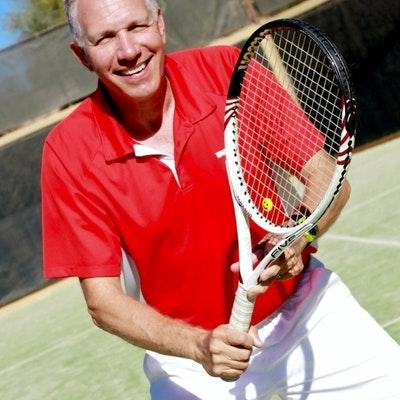 Mark H. teaches tennis lessons in Scottsdale, AZ