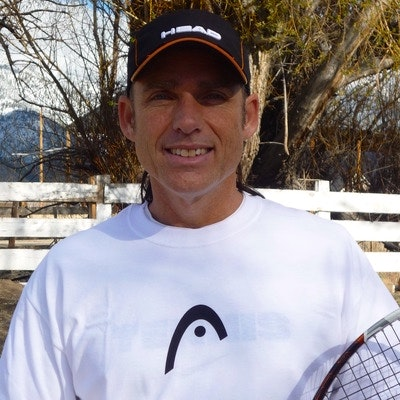 Derek B. teaches tennis lessons in Carson City, NV