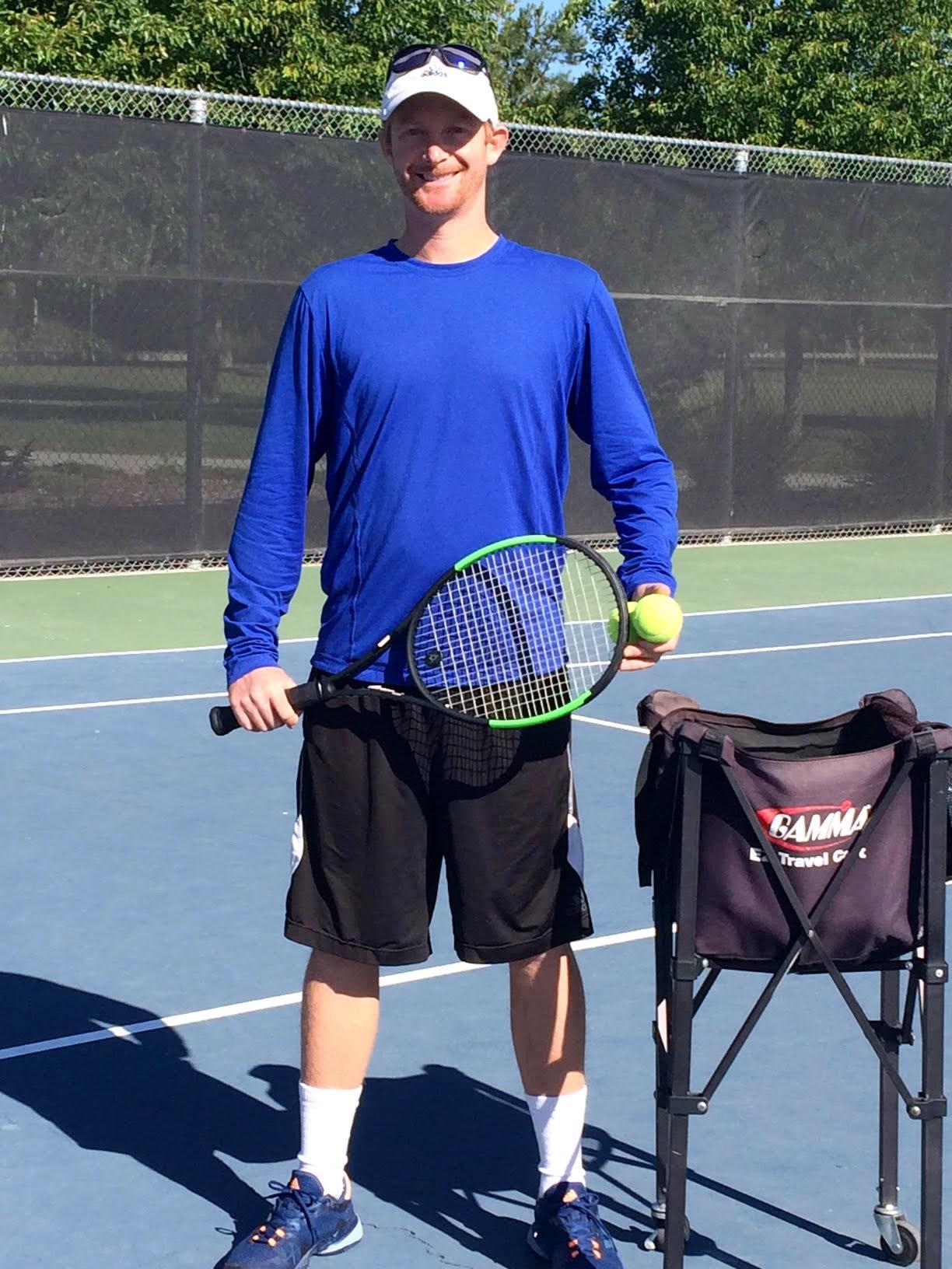 Cole S. teaches tennis lessons in Sacramento, CA