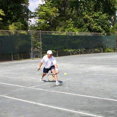 Bryant B. teaches tennis lessons in Gastonia, NC