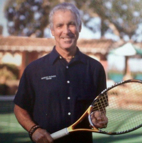 John D. teaches tennis lessons in San Diego, CA