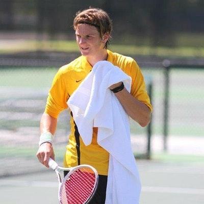 Valentin M. teaches tennis lessons in Long Beach, NY