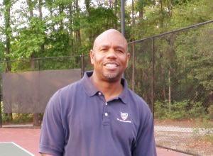 Vernus teaches tennis lessons in Spring, TX