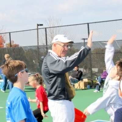 Stephen G. teaches tennis lessons in Downingtown, PA