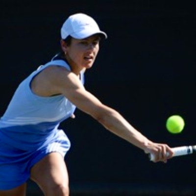 Martha G. teaches tennis lessons in Wilton Manors, FL