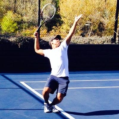 Joed L. teaches tennis lessons in Corona, CA