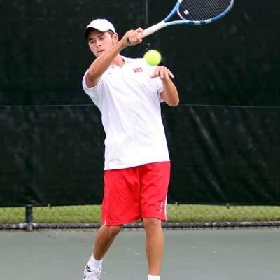 Daniel M. teaches tennis lessons in Orange, VA