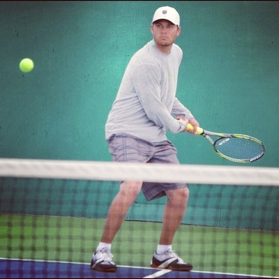 Glen Z. teaches tennis lessons in Pleasant Grove, UT