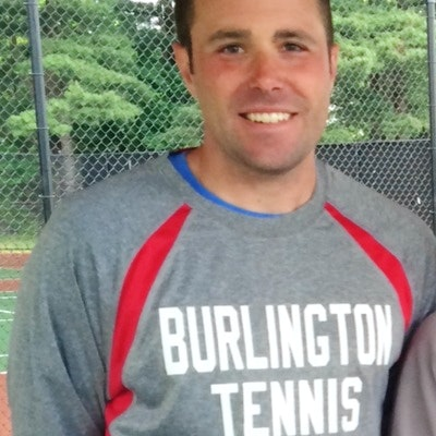 Christopher S. teaches tennis lessons in Reading, MA