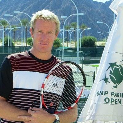 Caerwyn E. teaches tennis lessons in Palm Desert, CA