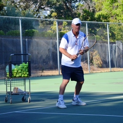 Andrew W. teaches tennis lessons in Shingle Springs, CA