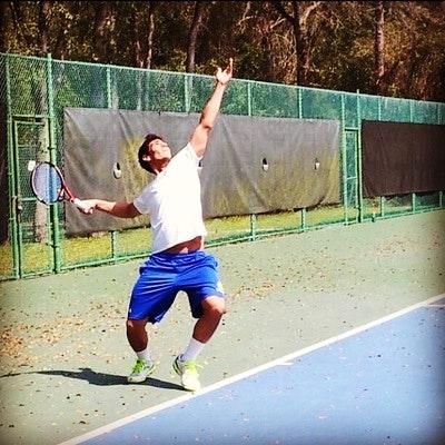 Henrique A. teaches tennis lessons in Carrollton, TX