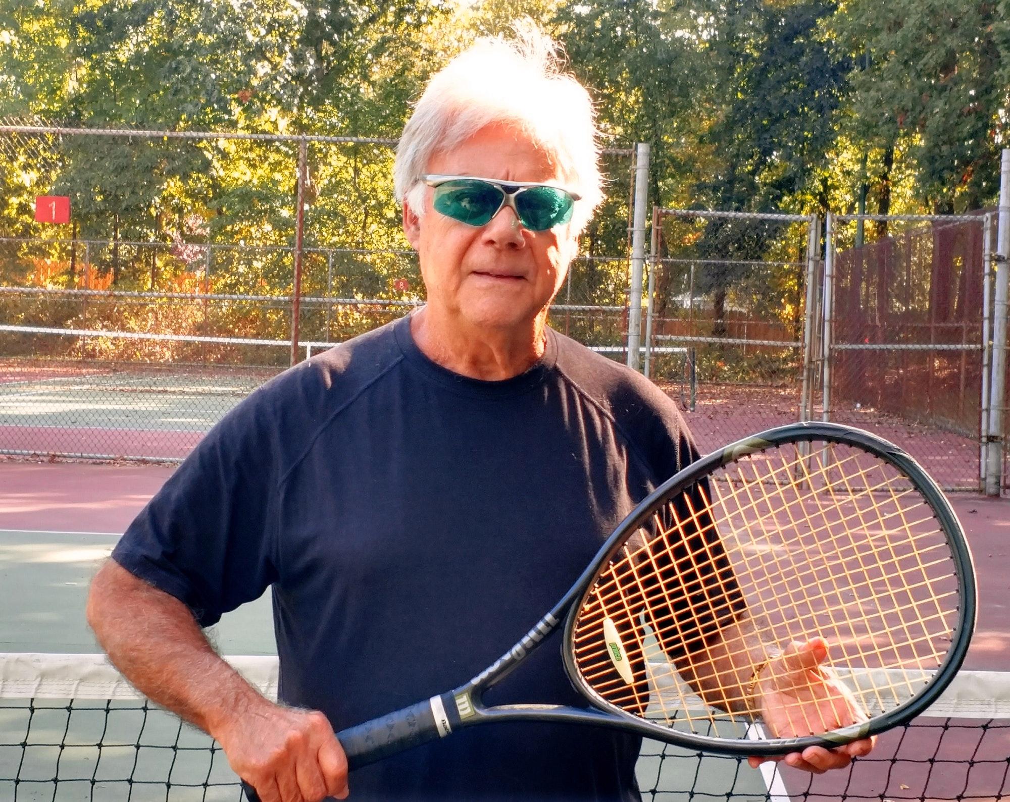 John G. teaches tennis lessons in Middletown, NJ