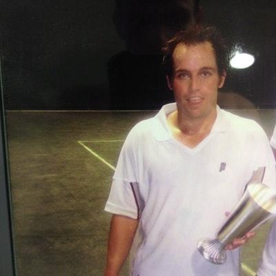 Francis C. teaches tennis lessons in Valdosta, GA