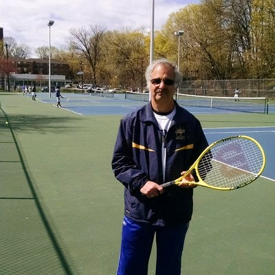 Ken M. teaches tennis lessons in New City, NY