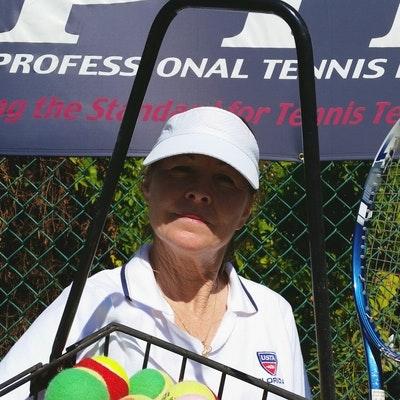 Monica M. teaches tennis lessons in Kissimmee, FL