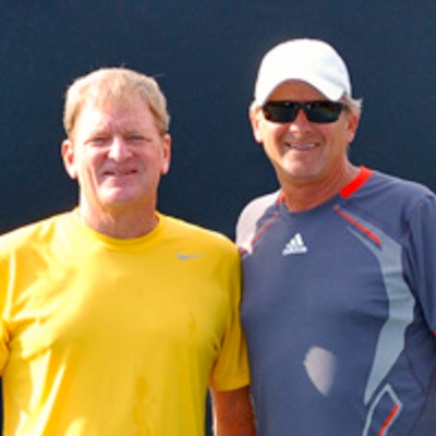 Ron A. teaches tennis lessons in Anaheim, CA