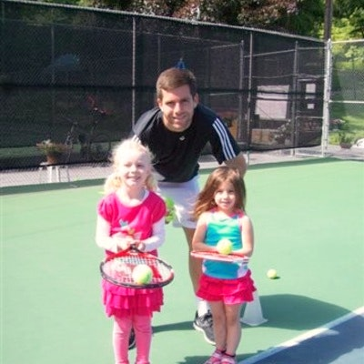 Scott K. teaches tennis lessons in Austin, TX