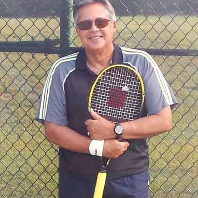 Ralph R. teaches tennis lessons in Dover, FL