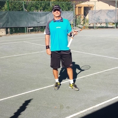Tim M. teaches tennis lessons in Valrico, FL