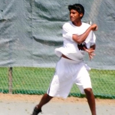 Imran C. teaches tennis lessons in Hollis, NY