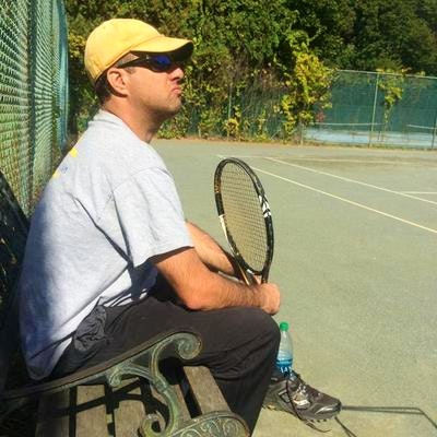 Dan H. teaches tennis lessons in Northampton, MA