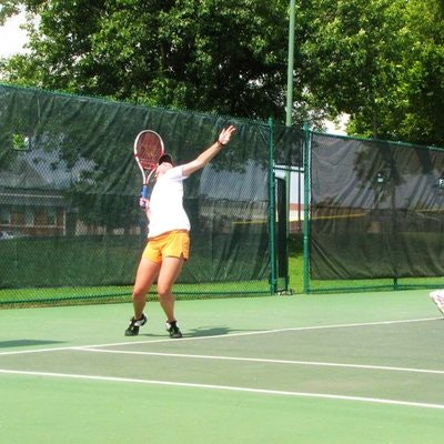 Lauren P. teaches tennis lessons in Ashland, KY
