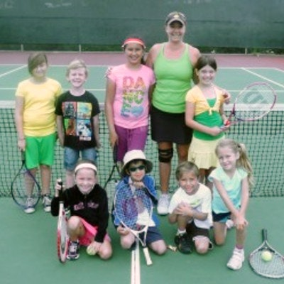 Alison G. teaches tennis lessons in Murrieta, CA
