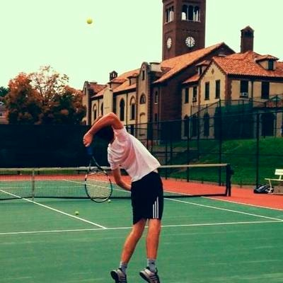 George P. teaches tennis lessons in Cincinnati, OH