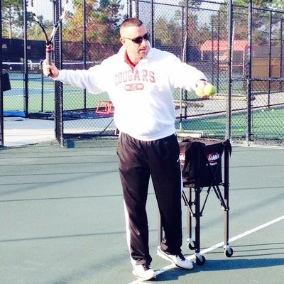 Petar D. teaches tennis lessons in Miami, FL