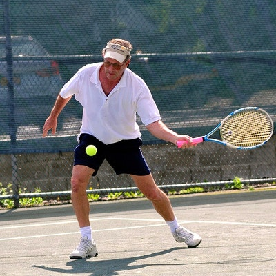 Todd M. teaches tennis lessons in Naples, FL